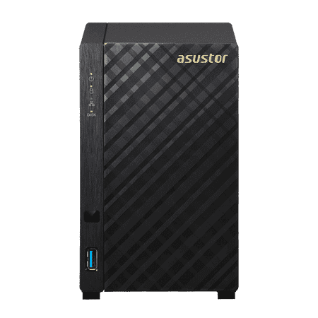 ASUSTOR AS1002T v2 NAS: Redefining Home Storage AS1002T F