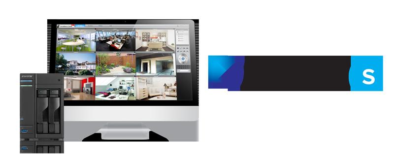 Asustor NAS 華芸 ONVIF Profile S (2.4.1) でさまざまな可能性が統合