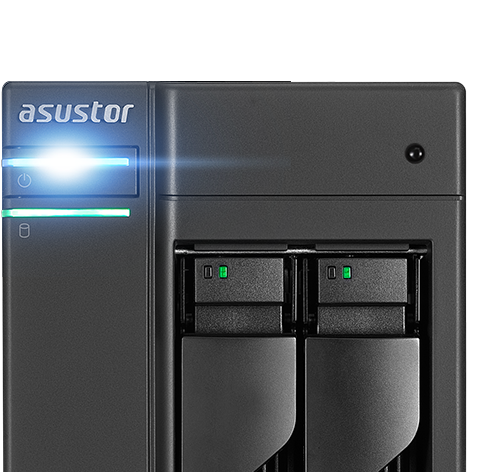 Asustor NAS 華芸 WOW ( Wake on Wan )  <br/>Always on Standby