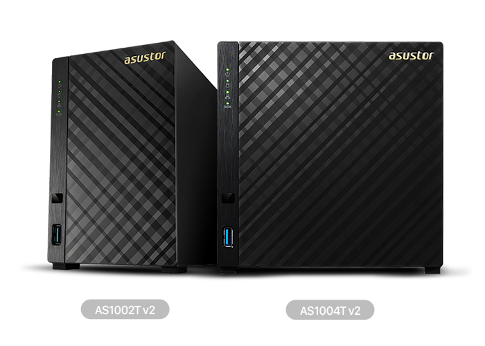 Asustor 華芸 NAS Asustor_banner The ideal entry level NAS for the digital home