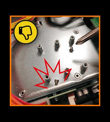 Thumbscrews để cài đặt SSD M.2 dễ dàng