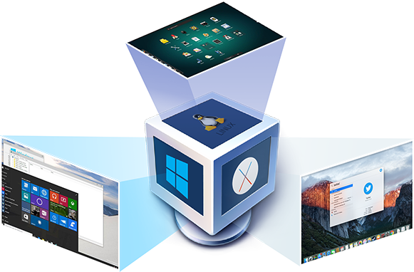 Virtual Applications with Virtualbox