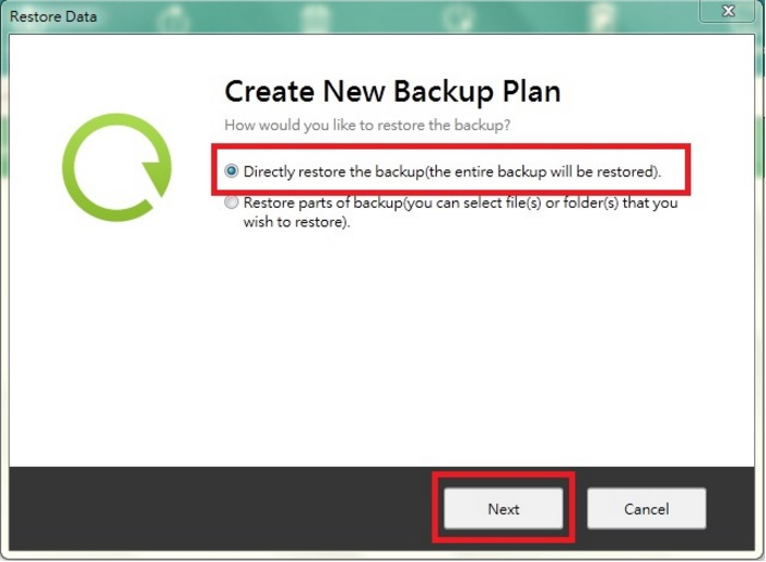 How can I backup files from Windows to my NAS? - ASUSTOR Inc