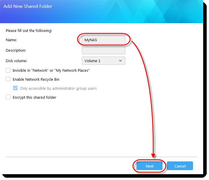 Using NAS with Microsoft Windows - ASUSTOR NAS