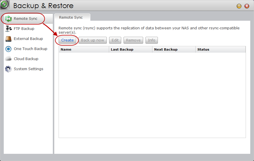 Using Remote Sync (Rsync) to Protect Your Data - ASUSTOR NAS