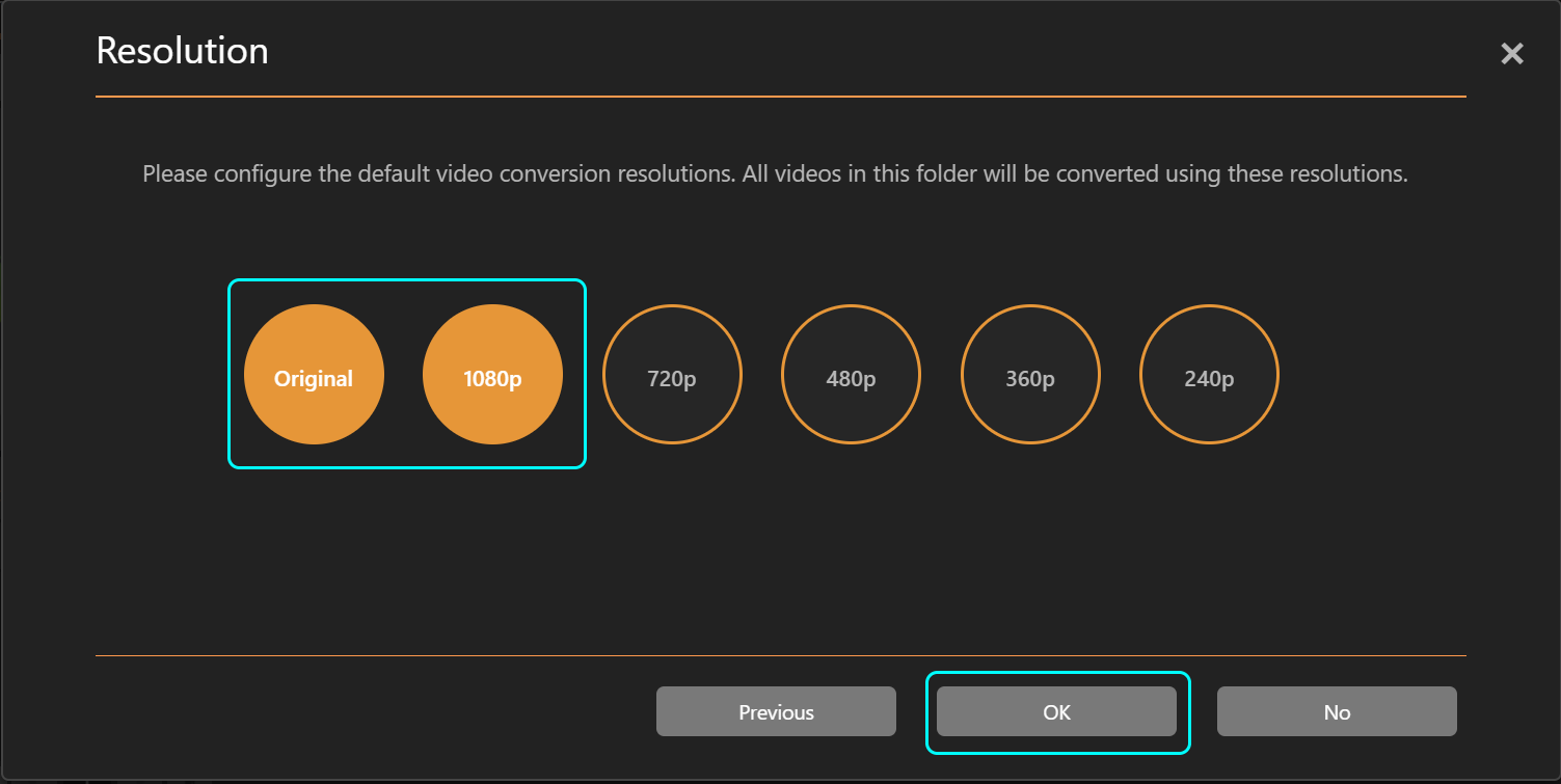 LooksGood – Introduction to Media Converter - ASUSTOR NAS
