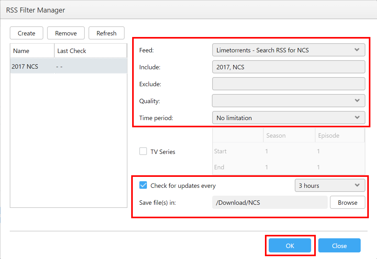 Automating Download Center - ASUSTOR NAS