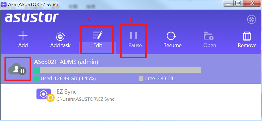 Introducing ASUSTOR EZ Sync - ASUSTOR NAS