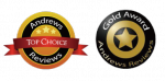 Gold Award along with Top Choice asustor NAS