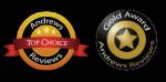 Gold Award along with Top Choice asustor NAS