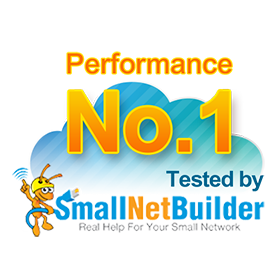 Top 1 from 4 bay NAS performance chart asustor NAS