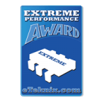 Extreme Performance Award  asustor NAS