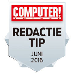 REDACTIE TIP Award, June 2016 asustor NAS