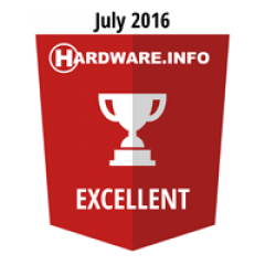 Excellent Choice Award asustor NAS
