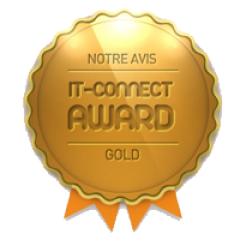 It-Connect Gold Award asustor NAS
