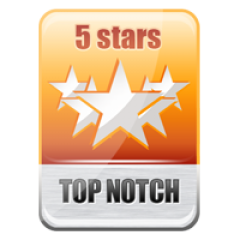 Top Notch 5 star Award asustor NAS