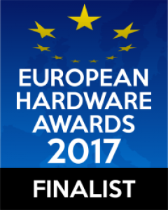 入圍2017歐洲硬體獎 asustor NAS