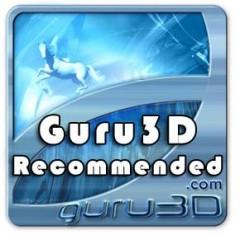 Guru3D推薦獎 asustor NAS
