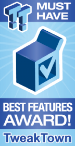 Best Features Award asustor NAS