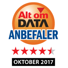 Recommend Award (2017-Oct) asustor NAS
