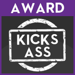 KICKS ASS Award asustor NAS