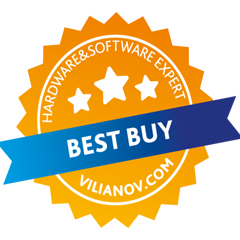 Best Buy Award asustor NAS