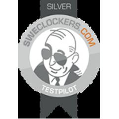 Silver Award of TestPilot asustor NAS