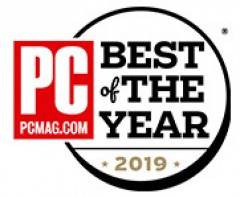 "AS5202T has earned ""The Best Tech Products of 2019""  from PC Magazine asustor NAS"