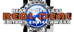 Editor's Choice Award asustor NAS