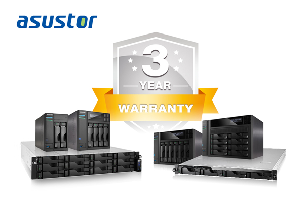 ASUSTOR_warranty_3_years