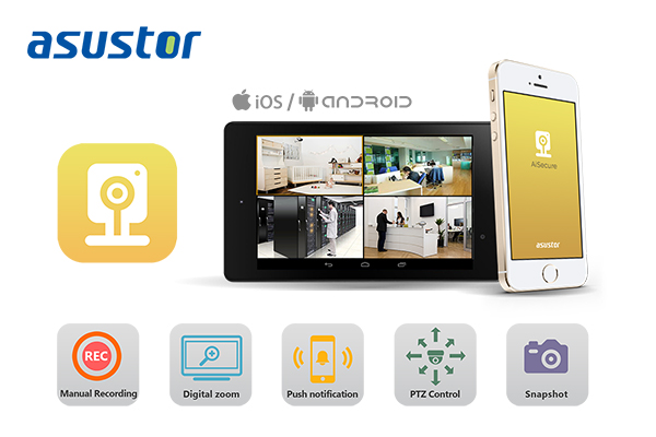 ASUSTOR Releases AiSecure