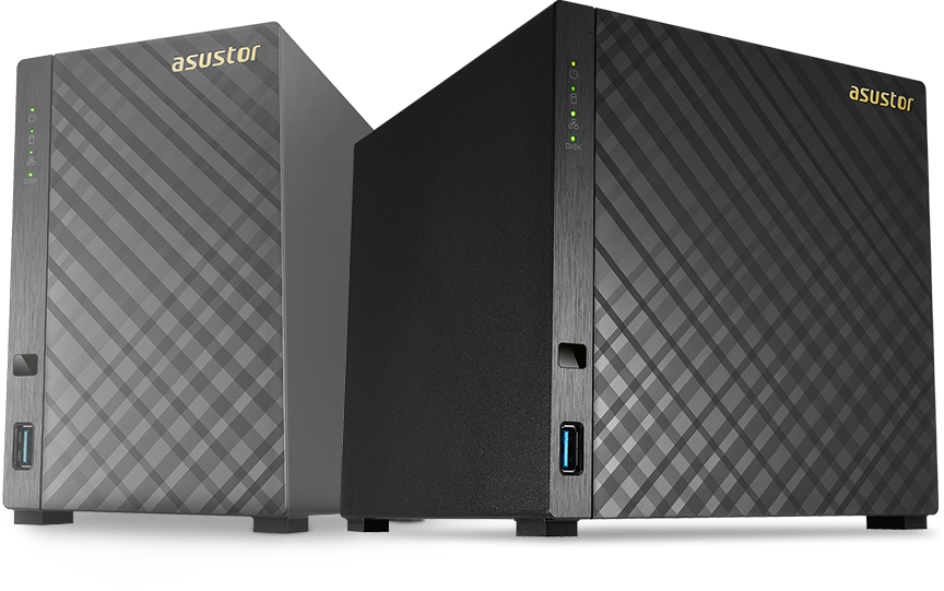 Asustor NAS AS10 Series