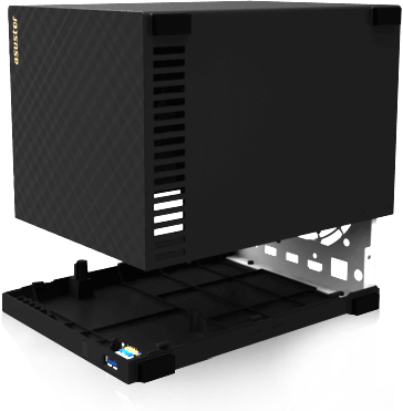 Asustor NAS Simple to Set Up