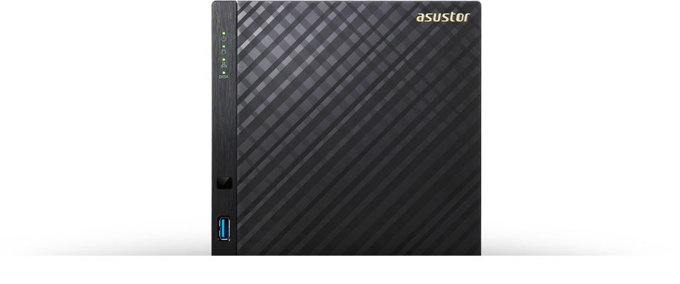 Asustor NAS Supreme performance