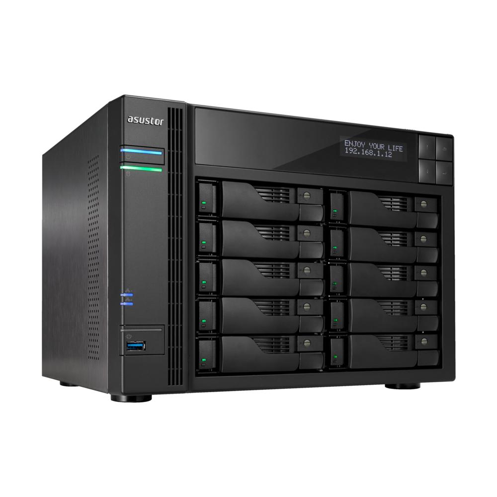 AS5110T | An economical 10-bay enterprise-class storage